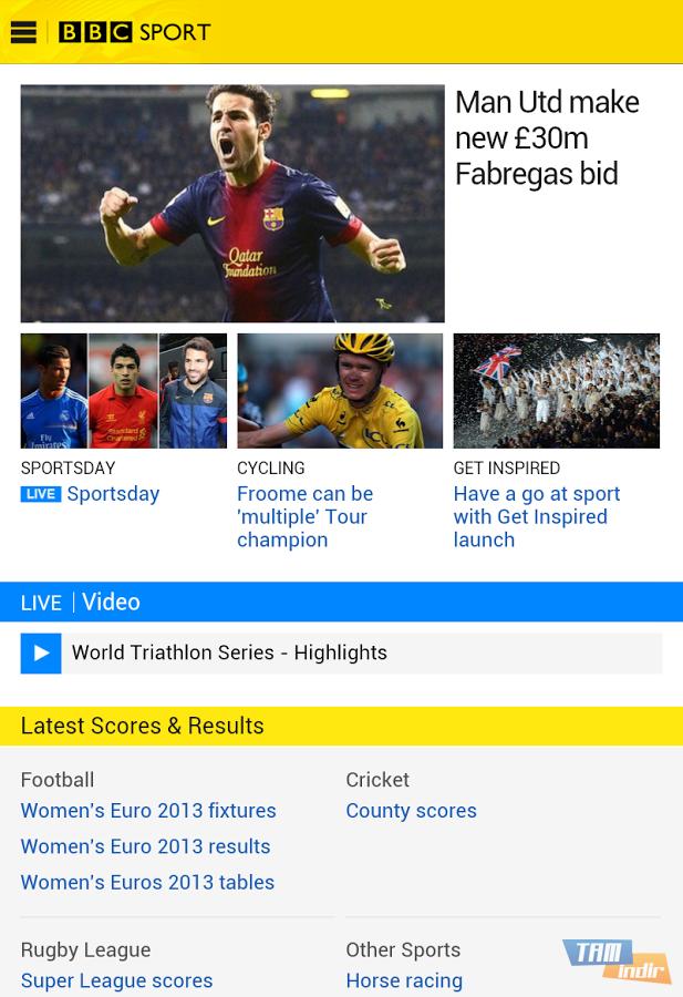 bbc sport - 617×900