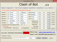 Clash of Bot