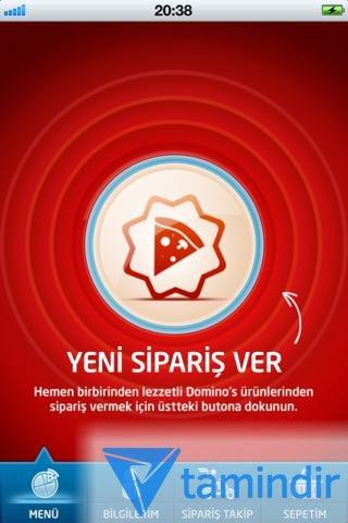 Dominos Pizza Türkiye Indir Iphone Ve Ipad Için Dominos Pizza