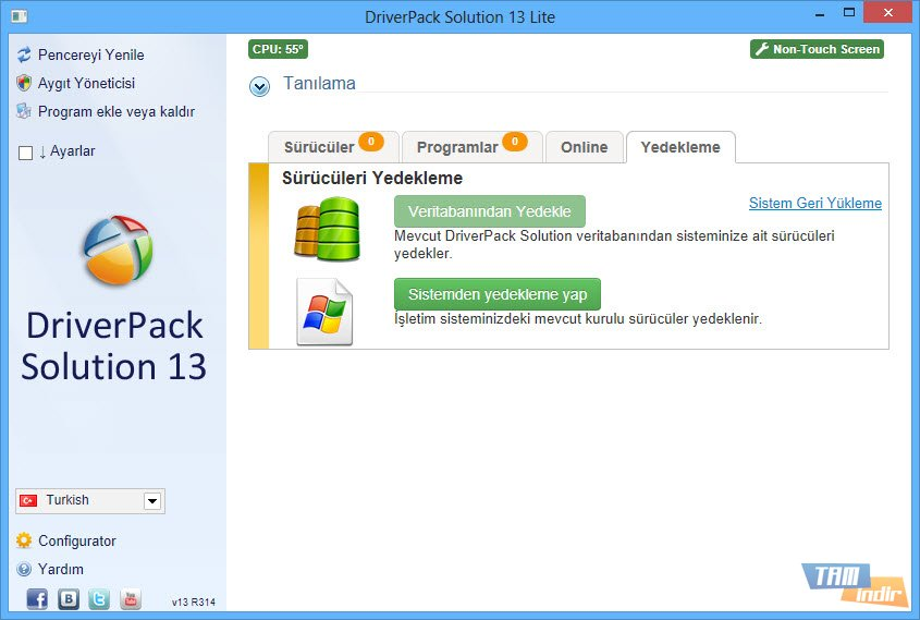driver pack solutions 15