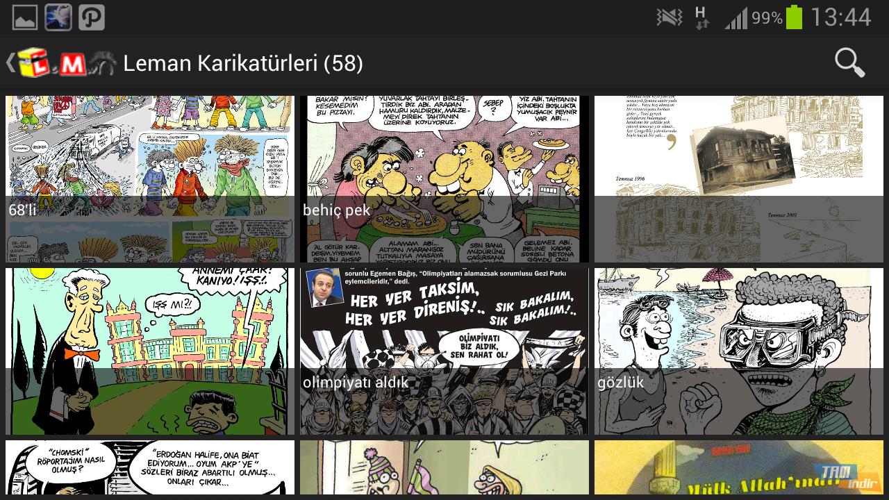En komik karikatürler hd 4