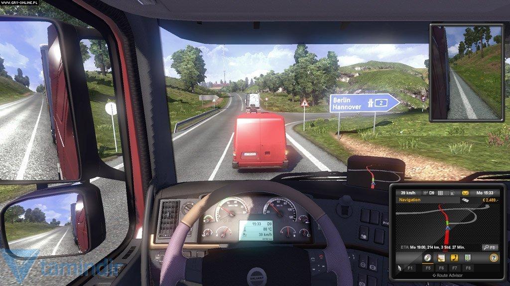 Euro Truck Simulator 2 Save Dosyası İndir - ETS 2 Oyunu için