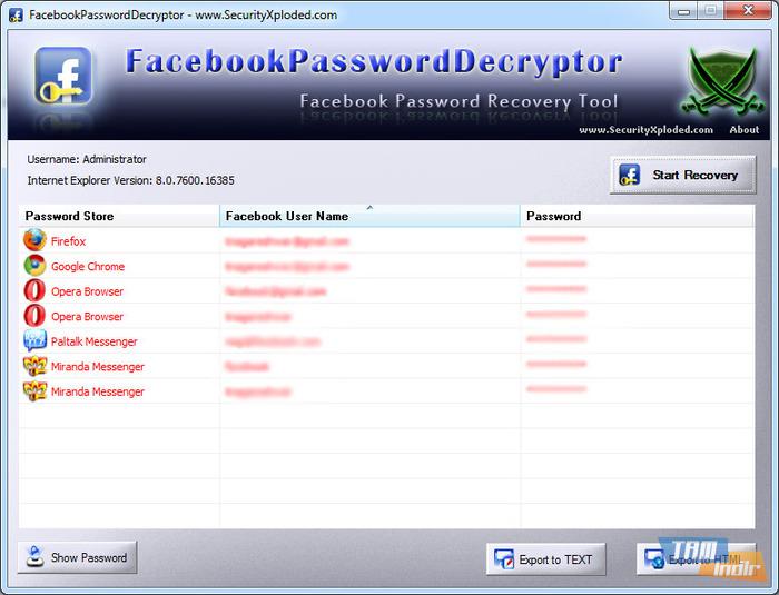 Wifi password decryptor hemen indir