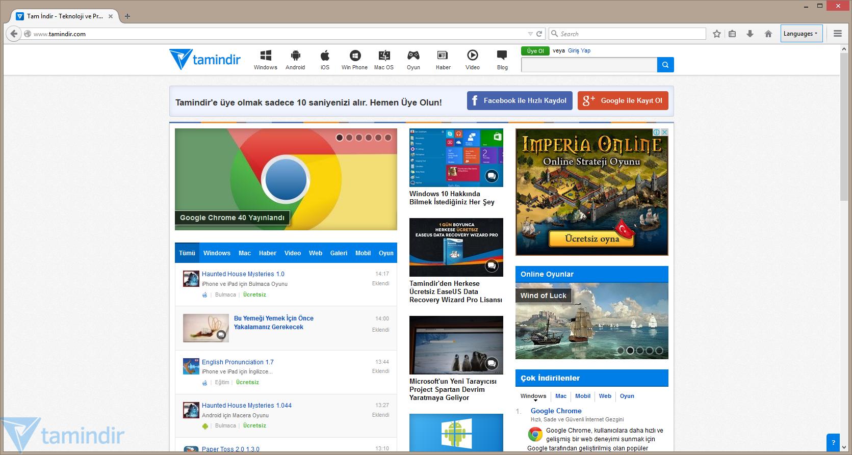 Firefox Download - softpediacom