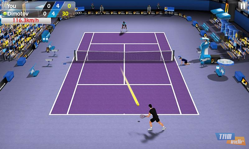 download world tour tennis ps4 game