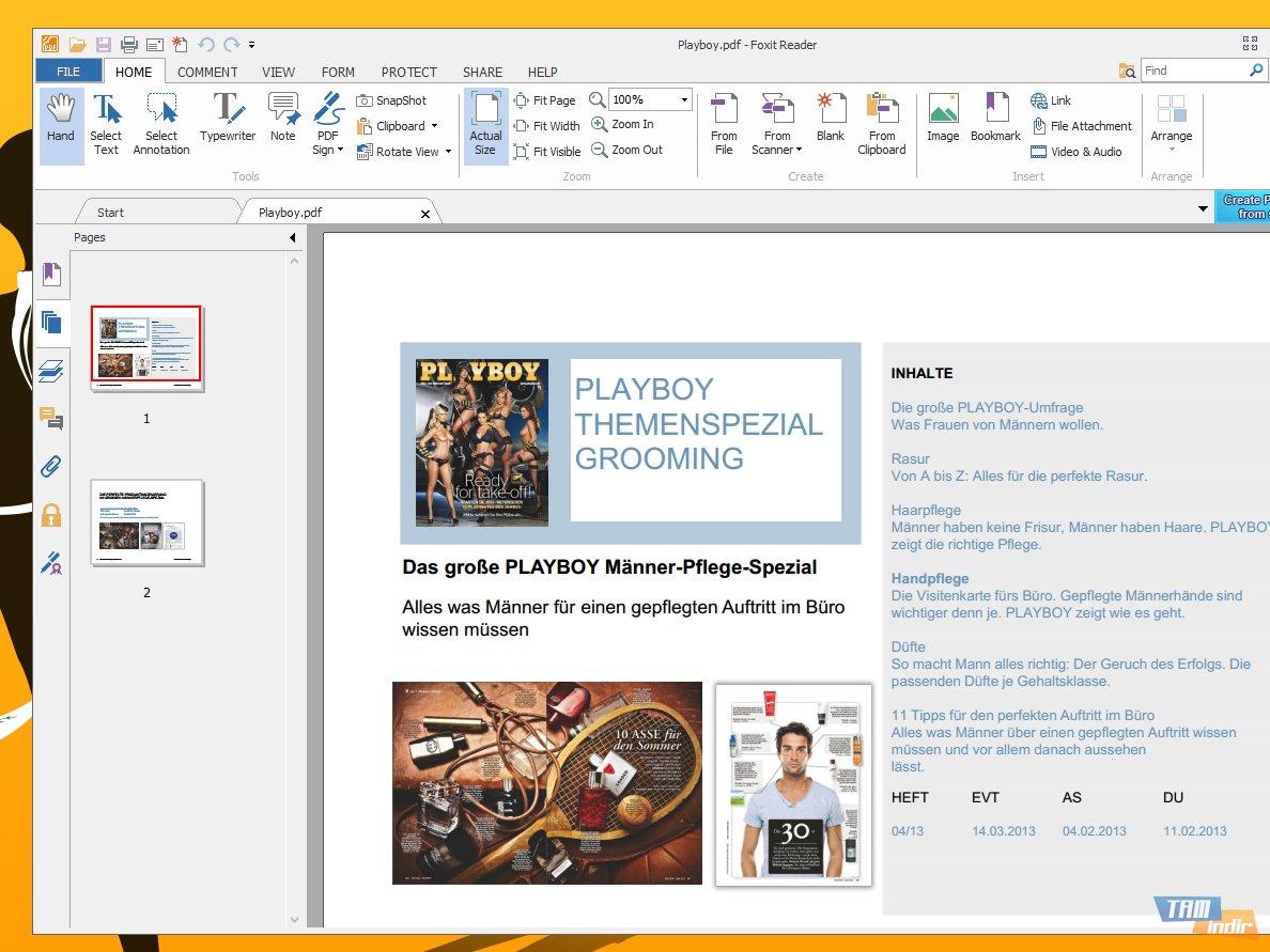 Foxit Pdf Reader | newhairstylesformen2014.com