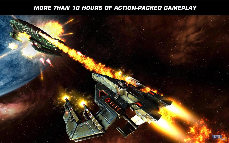 Galaxy On Fire 2 Hd Indir Android Icin Uzay Ve Macera Oyunu