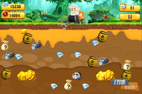 grab gold miner