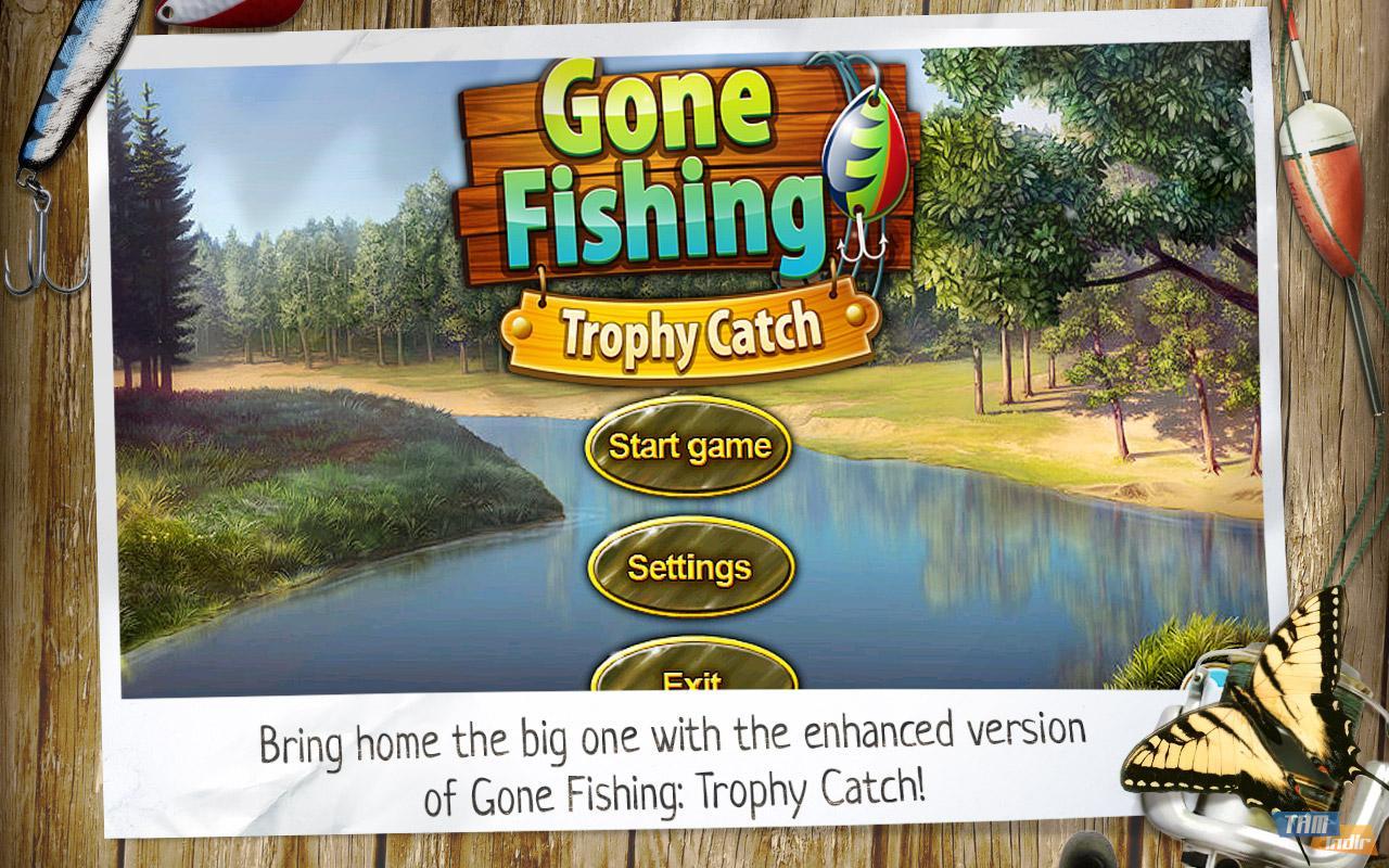 Gone Fishing (Рыбное место Большой улов) - В эту замечательную игру