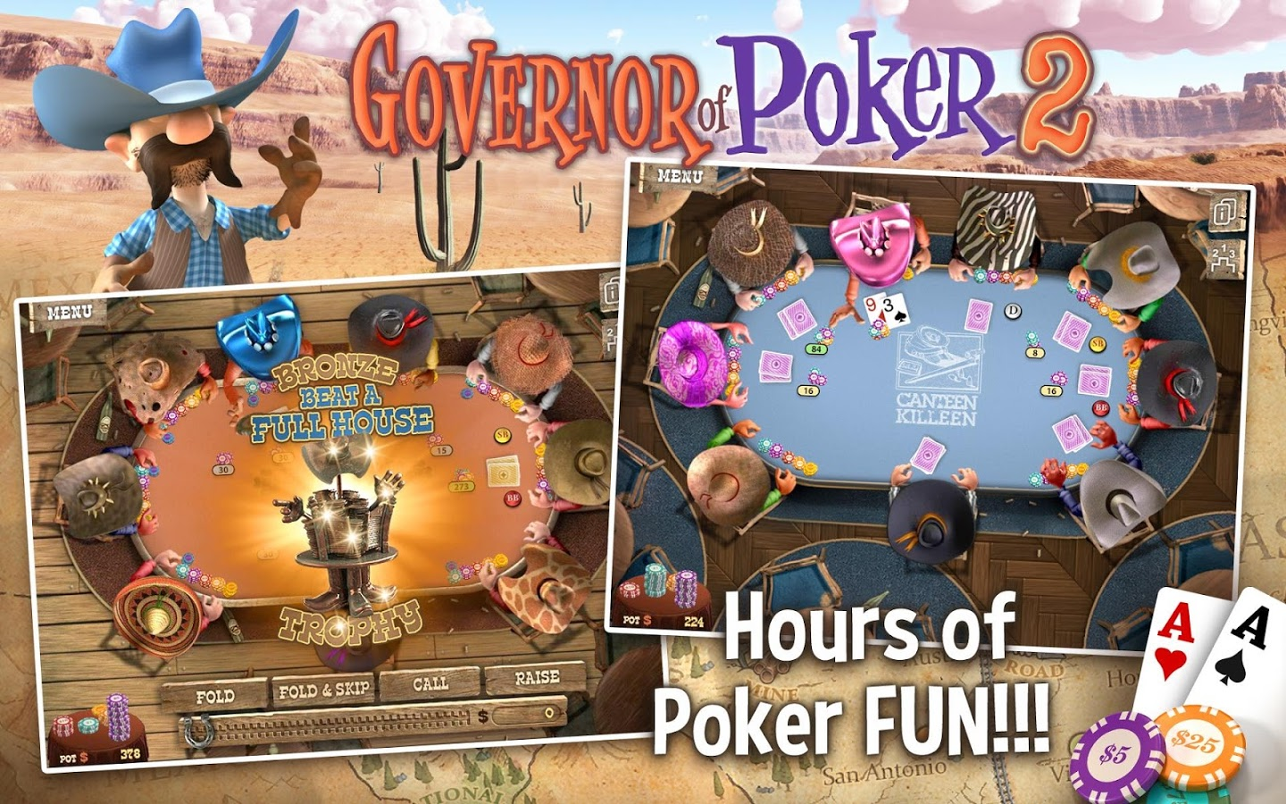 Online governor of poker 2