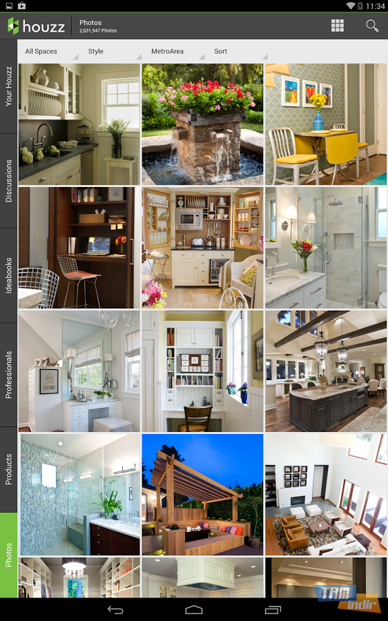 Houzz interior design ideas ndir android i in dizayn - Houzz interior design ...