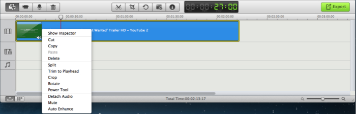 how to use iskysoft video editor
