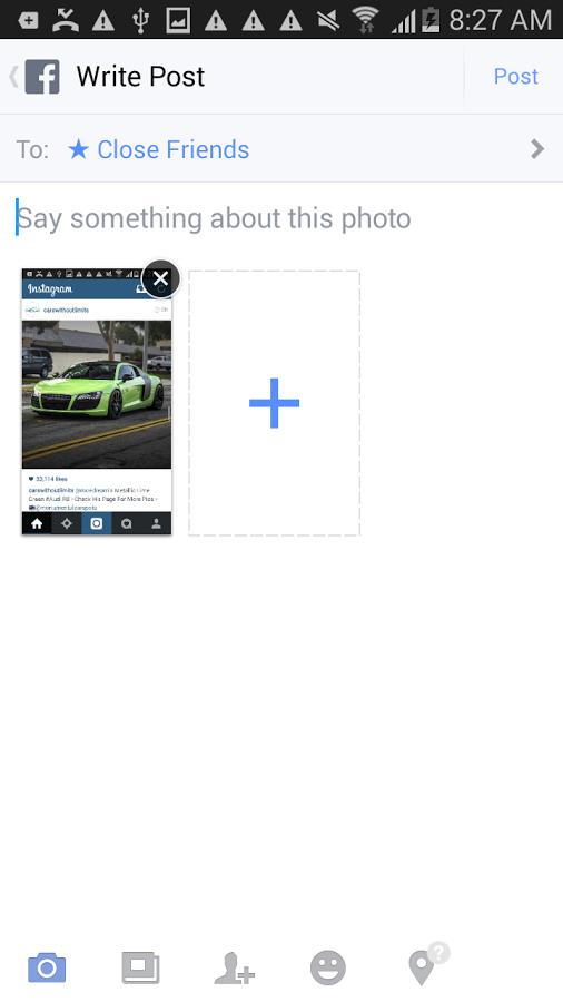 Screen Grabber İndir - Android İçin Ekran Resmi Alma Uygulaması - Tamindir