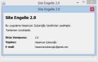 Site Engelle