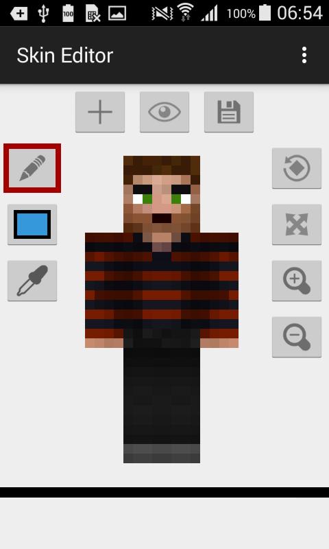 Как поменять скин в Minecraft правильно? » Всё для игры ...