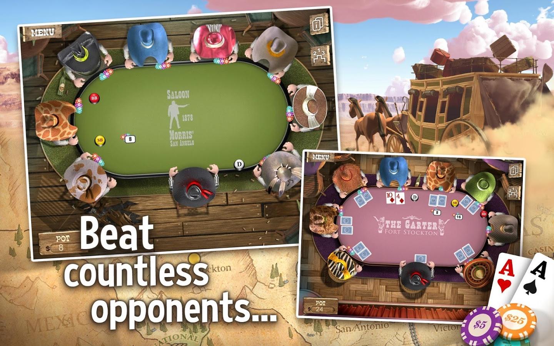 Texas holdem poker-igre online
