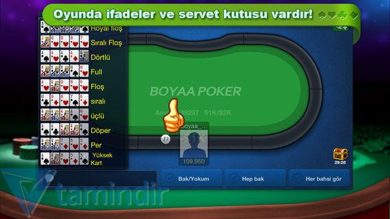 Lhermine poker club