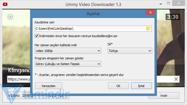 VIDEO TÉLÉCHARGER 1.6 UMMY GRATUIT DOWNLOADER