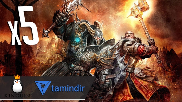 Kinguin ve Tamindir'den 5 Adet Total War: Warhammer Hediye!