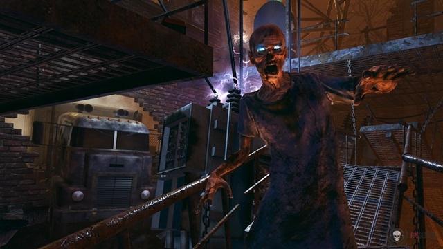 Call of Duty: Black Ops 2'nin ikinci indirilebilir içeriği Uprising