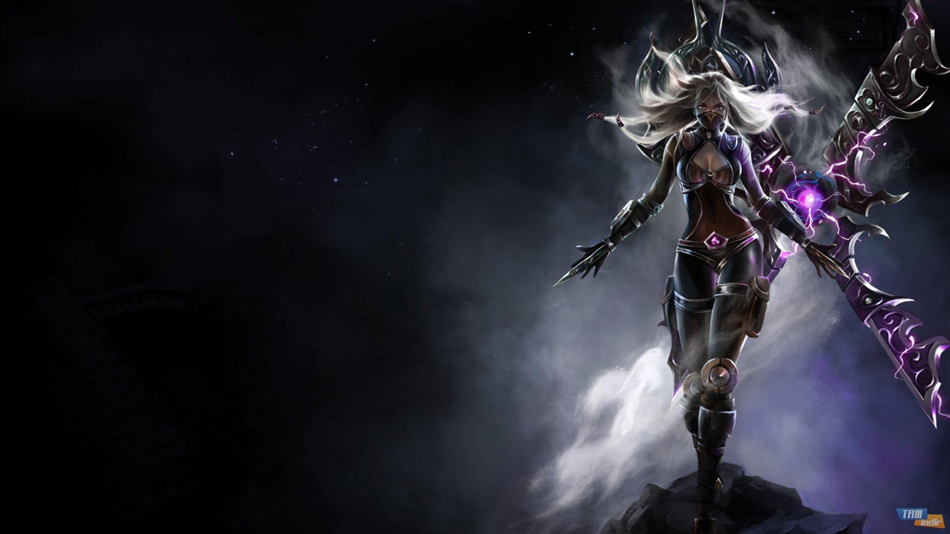 League Of Legends Wallpaper Indir League Of Legends Duvar