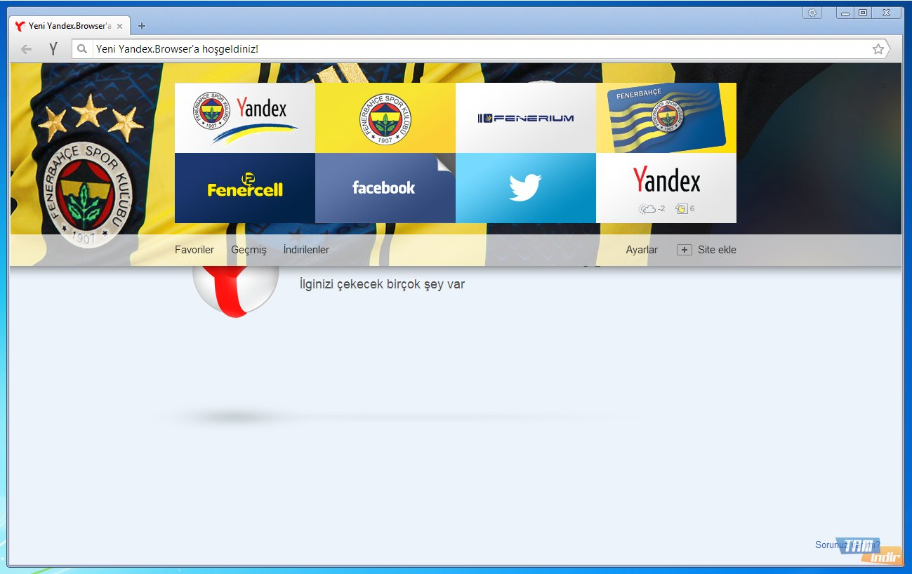 Yandex browser for pc - f