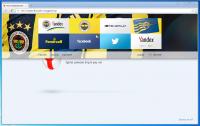 Yandex Browser Fenerbahçe Ekran Görüntüsü 1