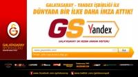 Yandex Browser Galatasaray Mac Ekran Görüntüsü 1