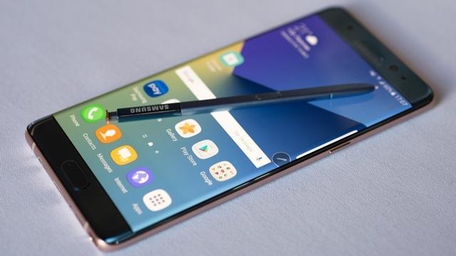 Galaxy Note 7 Fiyaskosu, Samsung'a Pahalıya Patladı