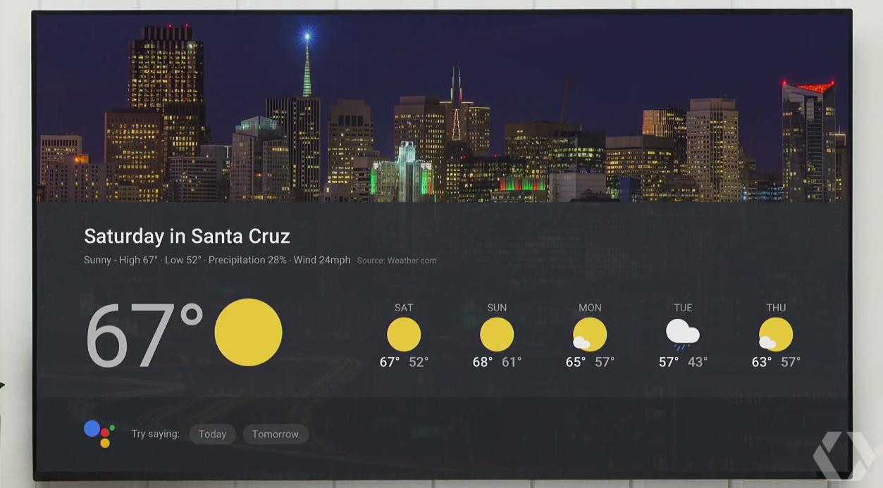 Google Assistant Görsel Yanıtlar