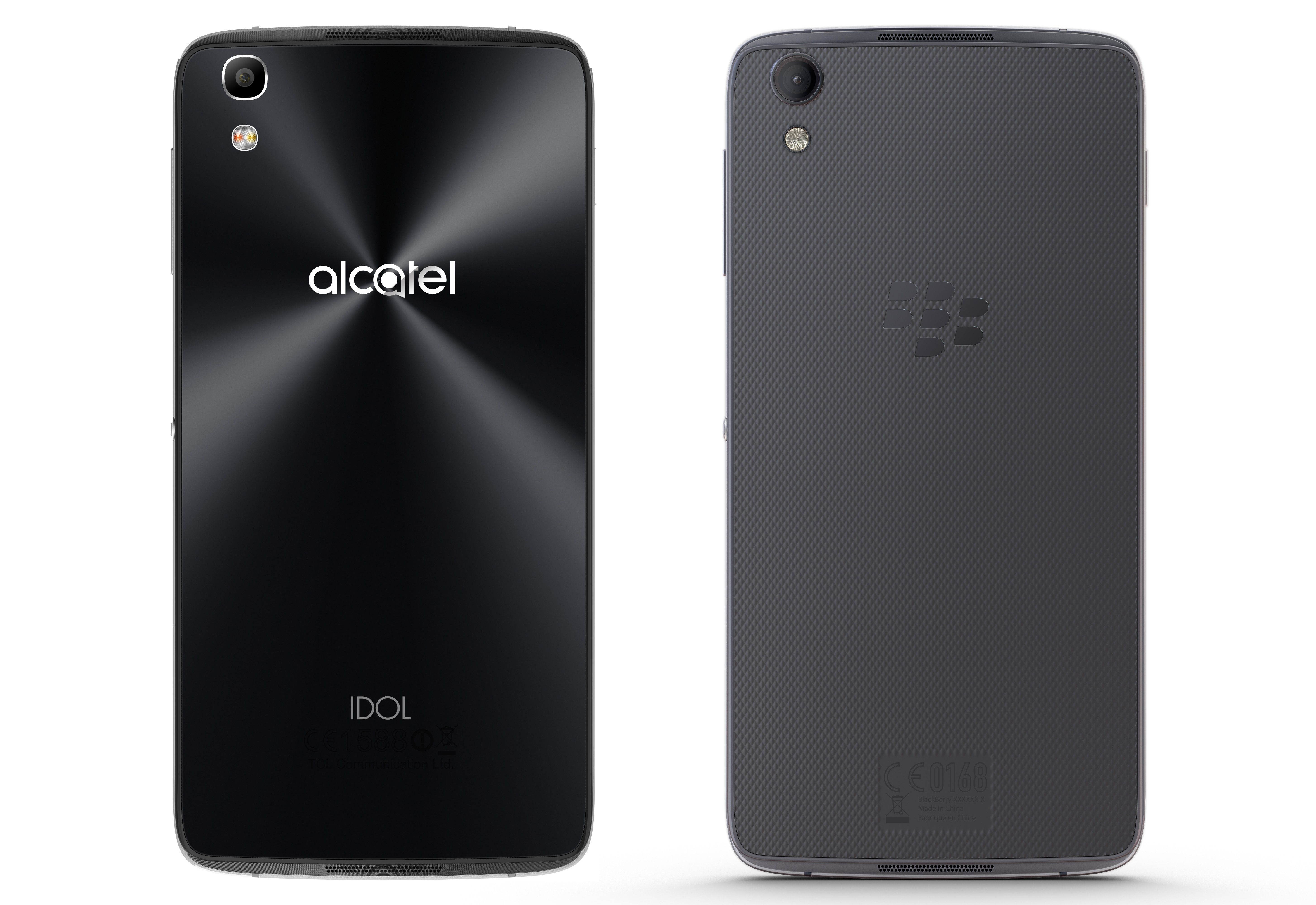 Alcatel vs BlackBerry