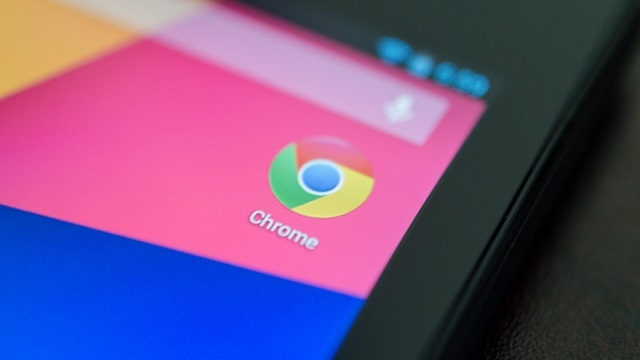 Android için Chrome Güncellendi