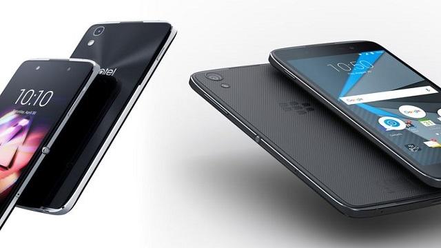 BlackBerry'nin İçinden Alcatel Çıktı!