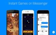Facebook Messenger'a 'Anlık Oyunlar' Geliyor