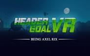Yerli Sanal Gerçeklik Oyunu Header Goal VR Yıl Sonunda Çıkıyor