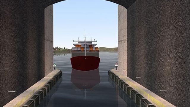 Norveç Gemi Tüneli