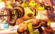 Overwatch'un Yeni Robotik Tank Karakteri 'Orisa' Nihayet Geldi