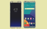Samsung Galaxy S8 21 Nisan'da, LG G6 10 Mart'ta Satışa Çıkacak
