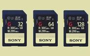 Sony, Dünyanın En Hızlı SD Kartını Duyurdu