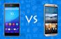 Sony Xperia Z4 ve HTC One M9 Karşılaştırması