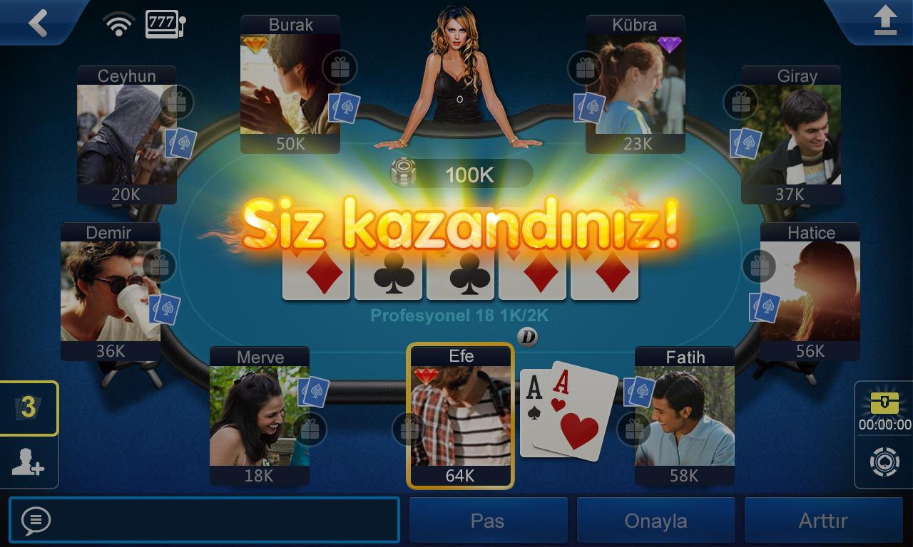 Poker oyunu indir mobil