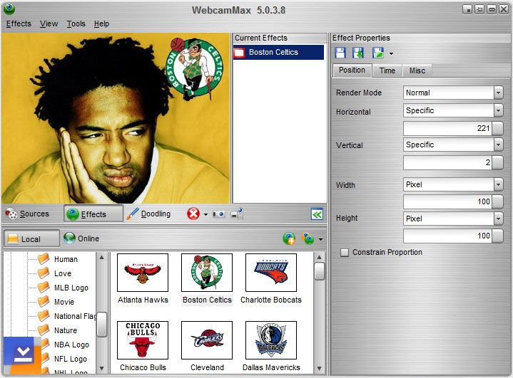 WebcamMax  Sohbet Program