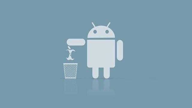 Android Geçmişinizden Kolayca Kurtulabilirsiniz