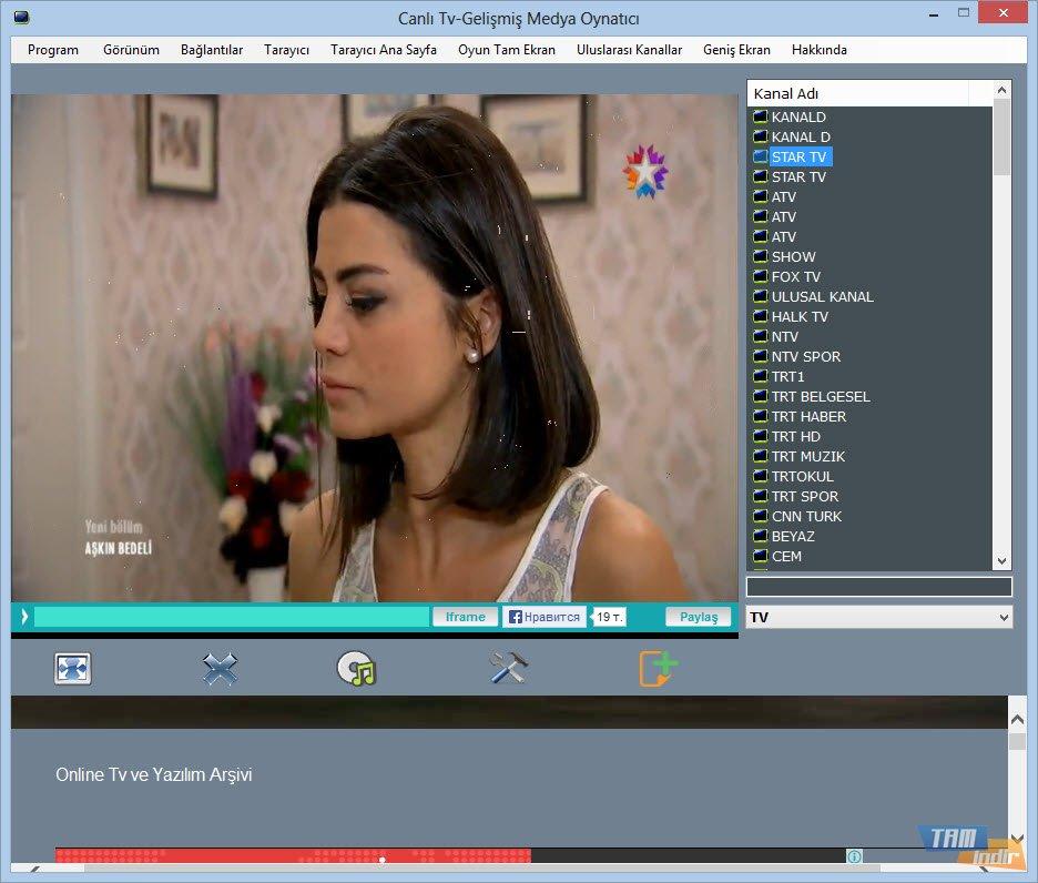free softcore internet tv