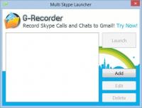 Çoklu Skype Açma (Multi Skype Launcher)