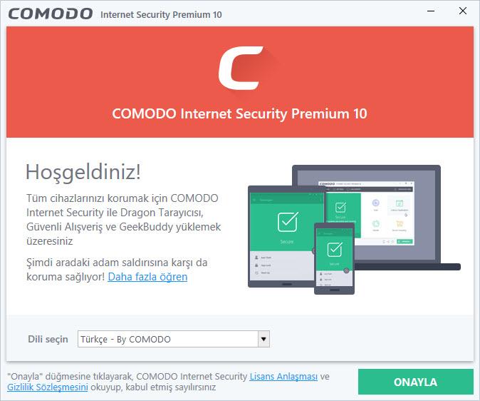 Comodo Internet Security İndir 220 Cretsiz İnternet