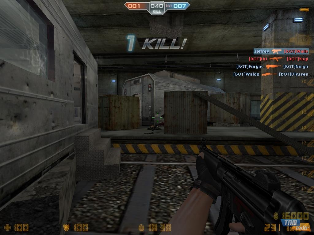 counter strike online for free