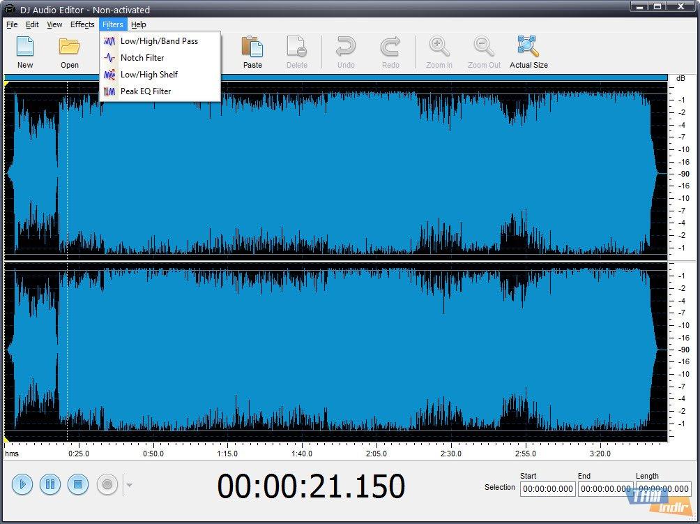 Program4pc dj audio editor 4 5230