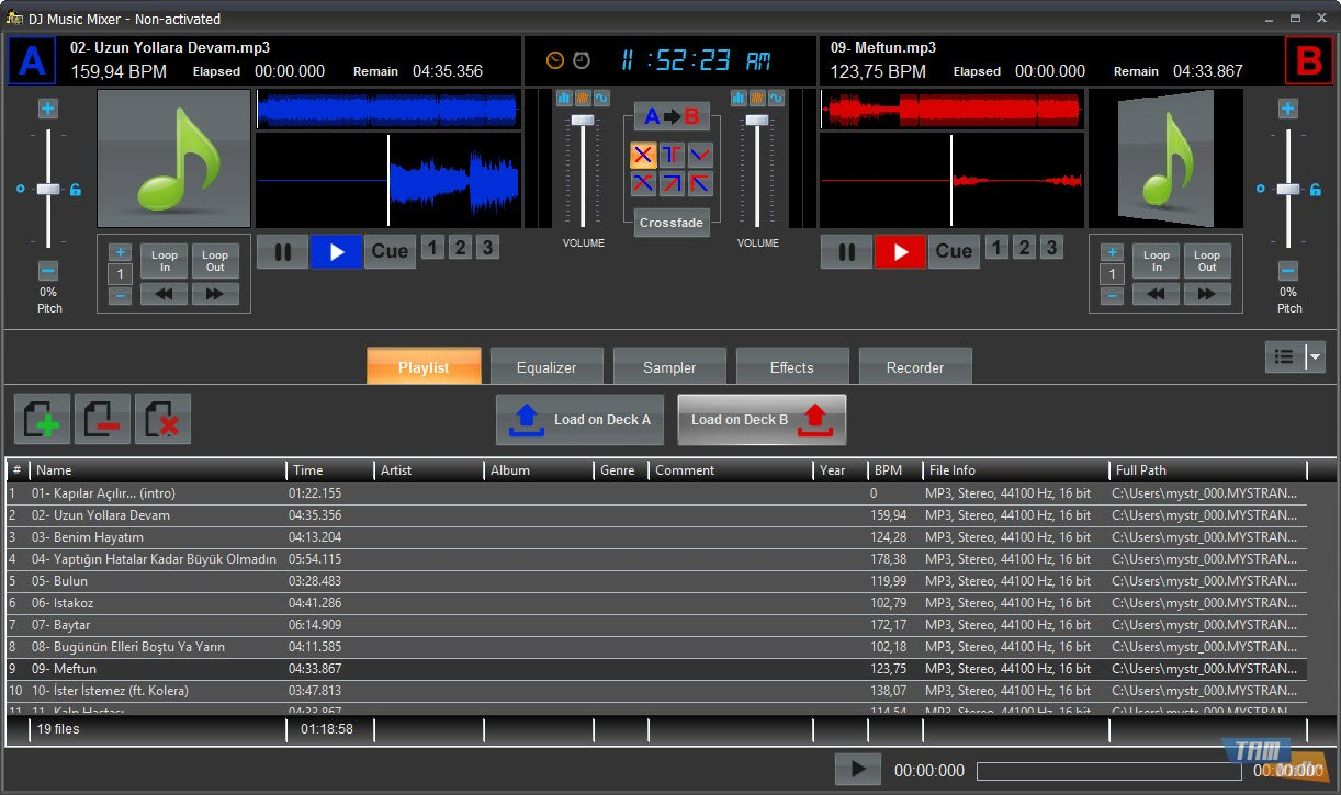 Downloading Tunes From The Web: Tips And Tricks dj-music-mixer_4_1222x725