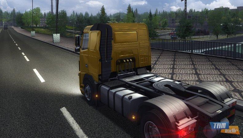 Euro Truck Simulator 2 İndir - Tır Simülasyon Oyunu - Tamindir